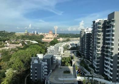 (LakeView Putrajaya) New Aura Residence Putrajaya Green City School