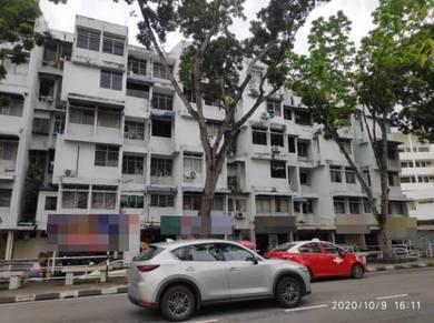Freehold Flat in Taman Jubilee, Gelugor, Penang