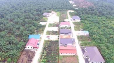 Tanah lot status bangunan kebun baru