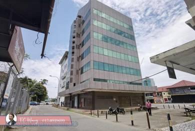KK City Centre Commercial Building