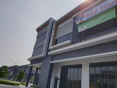 Double Storey For Rent, Eco sanctuary City by Eco World, Kota kemuning