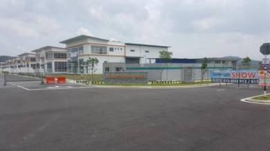 Limited Corner unit at Saujana Teknologi Park, Rawang Saujana, Rawang