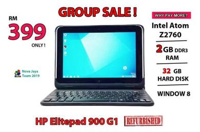 HP ElitePad 900 G1 Detachable