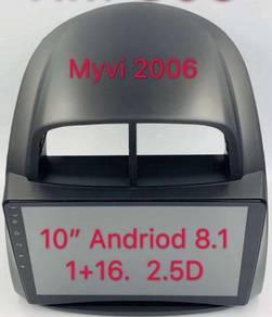 Perodua myvi 2006 10* oem Android car player maxxx