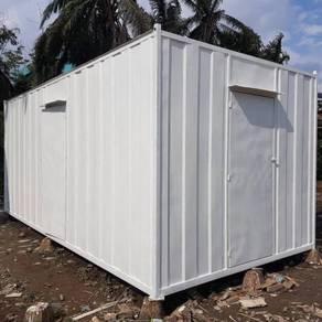 Kabin/cabin 20' Heavyduty - Surau/Pejabat/Studio