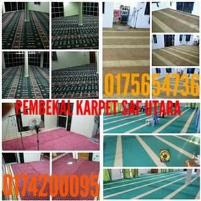Carpet mosque pembekal karpet masjid utara