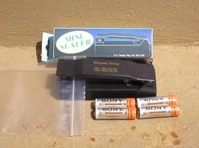 Mini Plastic Sealer