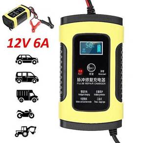 12V 6A Smart Fast Battery Repair Charger