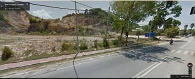 Tanah Pembangunan jalan utama di Batu Rakit-6.275ekar