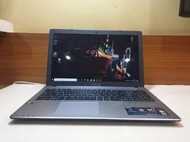 Asus X550D ,AMD A10