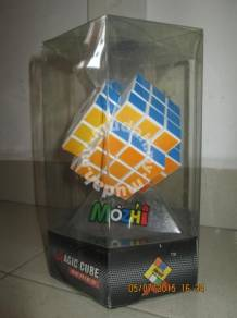 Rubiks AIDS Cube with DVD Formula