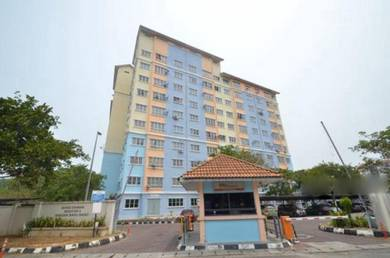 Bangi Idaman 3rd Floor, Parking near to lift