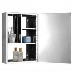 Mirror Box Cermin Keluli Kabinet untuk Bilik Air