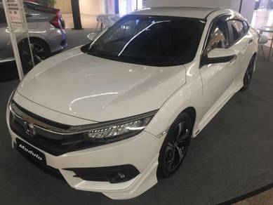 2019 Honda CIVIC 1.5 TC-P 7K HIGH REBATE 4 H.RAYA