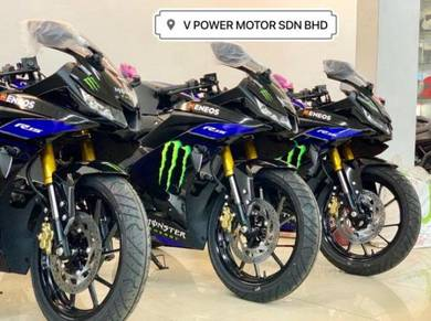 Yamaha R15 Monster Clearance Stock (Must View)