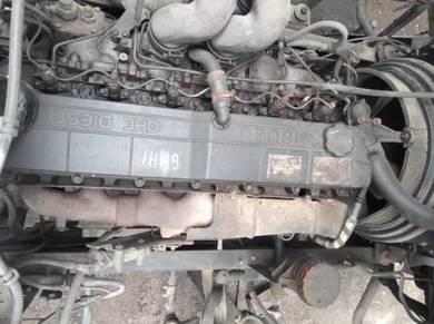 Lorry Engine & Gear box