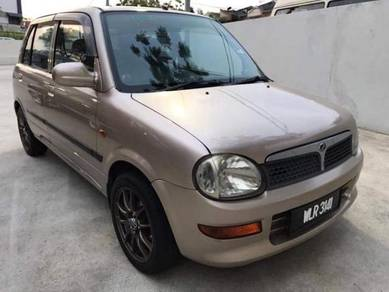 Used Perodua Kelisa for sale