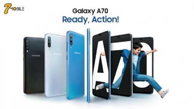 Samsung Galaxy A70 [128GB+8GB] Original Malaysia