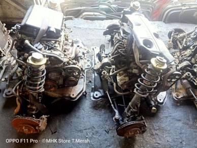 Engine set storia Yrv k3 na auto kenari kelisa
