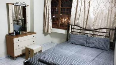 READY MOVE IN* Taman Connaught Apartment FULLY FURNISHED UCSI MRT TBS