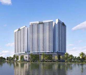 [ Nice Lake View ] Kepong Condominium [ 2 C/Park ] [ MRT ] Metro Prima