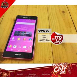 Sony Xperia ZR [2+32GB] 4G Android