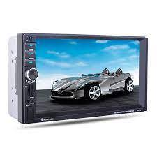 Universal mp3 mp4 mp5 usb slim car player