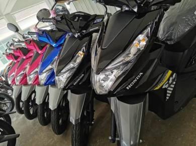 Honda beat 110 cc .merdeka sales kaw kaw