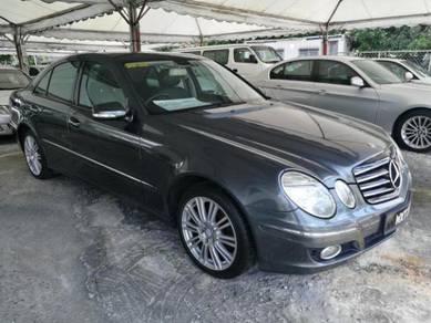 2009 Mercedes Benz E200K 1.8 FACELIFT (A) 1 VIP