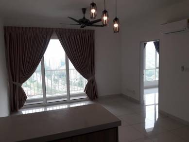 [NICE] COURT 28 New Condo Jalan Ipoh Near Sentul KTM KL City Air Cond