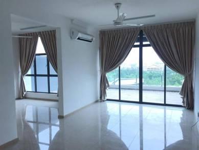 Vista Alam Studio Corner Bigger with extra room unit at Section 14