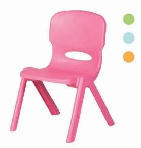 Kindergarten Kid Plastic Chair Kerusi Tadika