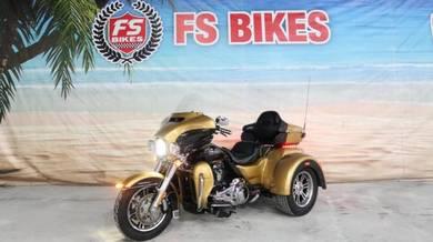 Harley DAVIDSON TRI GLIDE ULTRA 107 PROMOTION