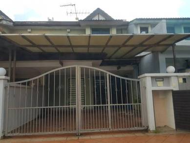 2 storey house , Damai Perdana , Cheras
