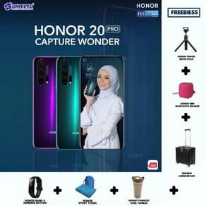 HONOR 20 Pro (8GB RAM   256GB ROM)Ori + 6 Hadioh