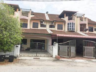 [RUMAH LUAS] 2.5 Storey Terrace House Desa Manjung Raya