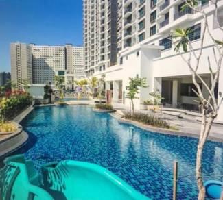 Forest Ville Condominium At Sungai Ara with Hill View
