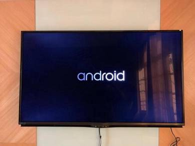 Sharp 50 Inch 4K Android LED TV Smart TV Ultra HD