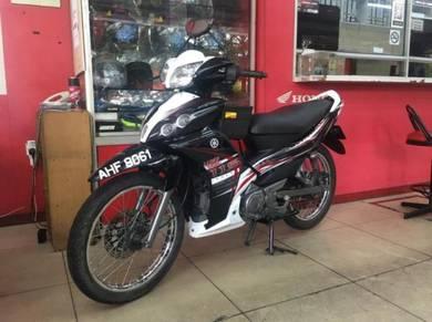 Yamaha lagenda 115 z