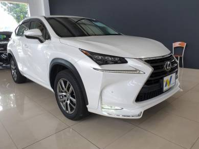 Recon Lexus NX200t for sale