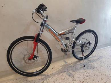 Le Run full Alloy 2001 Cyber LX Special Edition