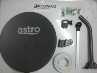 Dish for Astro/ dvd player