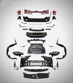 Toyota alphard vellfire convert lexus lm350 kit