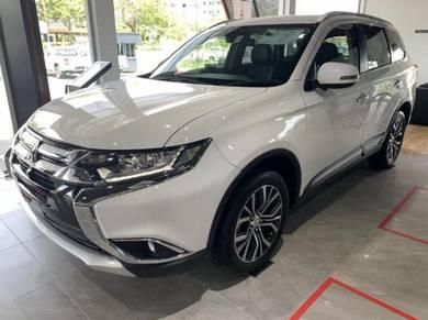 NO TAX! Mitsubishi OUTLANDER 2.0 4wheel 2020 (A)