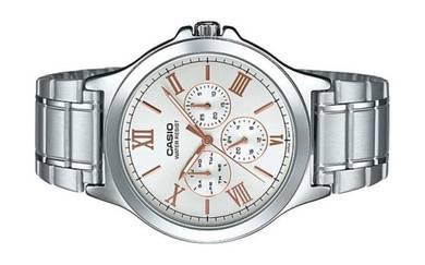 CASIO Men Multi Hands Analog Watch MTP-V300D-7A2UD