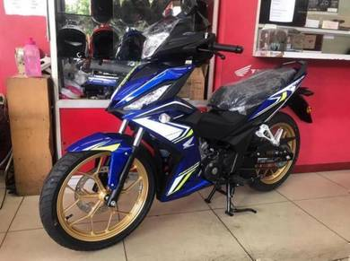Honda rs150 v2