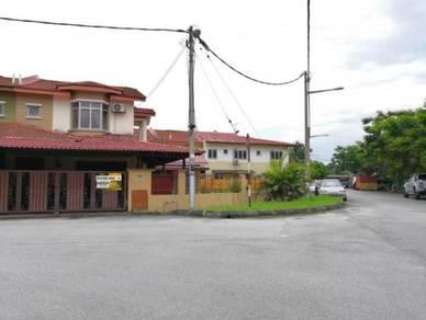 Corner Lot Double Store Terrace Taman Camellia Bandar Putera Klang