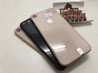 Apple Iphone 8 Original + free gift