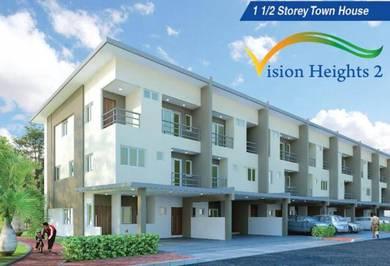 New Launch Affordable 1.5 storey Townhouse Phase 2,BATU KAWA