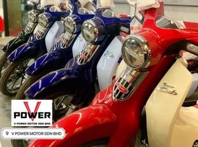 Honda Super Cub C125K (Free Apply) Wsap Apply